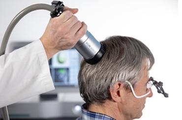 TPS - Transkranielle Pulsstimulation - Alzheimer / Dementia - Dr. Baltin